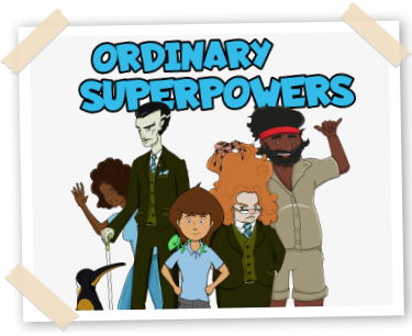 Ordinary Superpowers Band